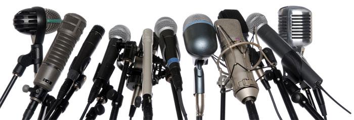 tipos de microfonos