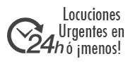 Locuciones urgentes