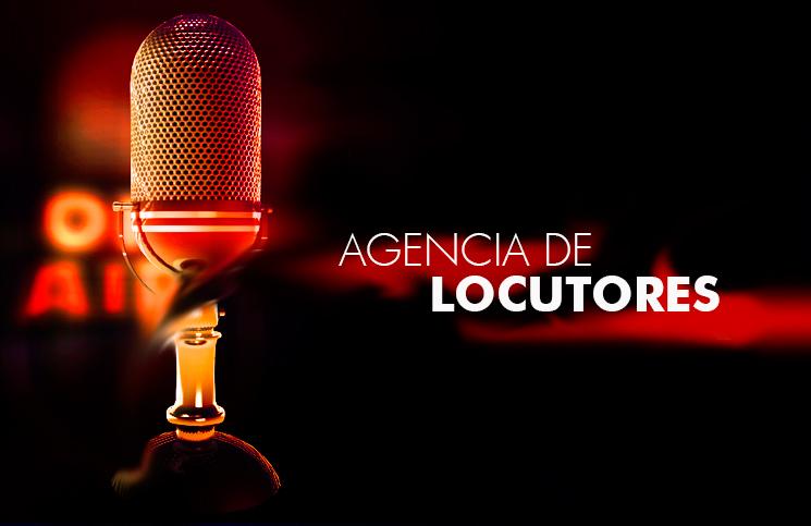 Agencia de locutores