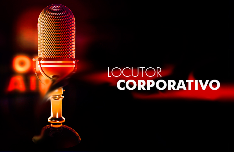 Locutor corporativo