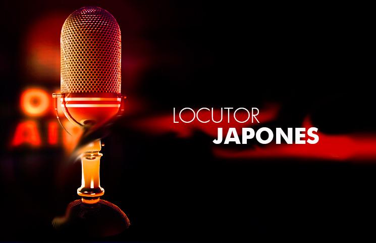Locutores japoneses