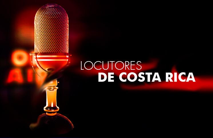 Locutores Costa Rica