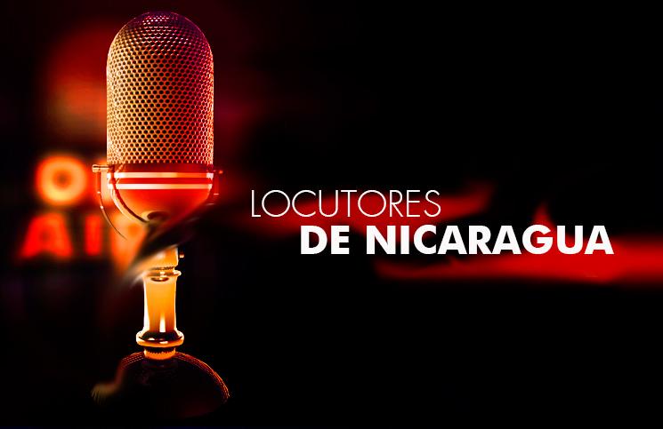 Locutores de nicaragua