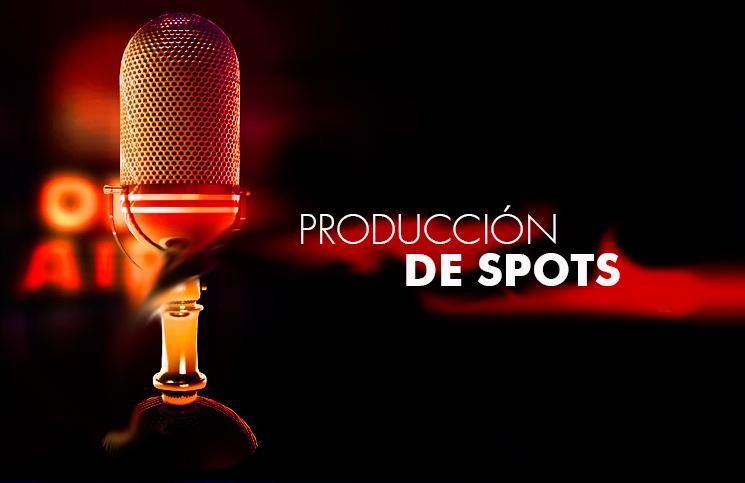 Producción de spots