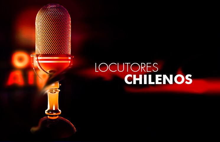 Locutores Chilenos