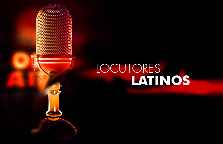 Locutores Latinos