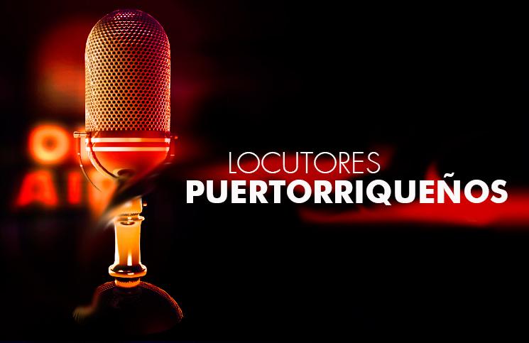 Locutores Puertorriqueño