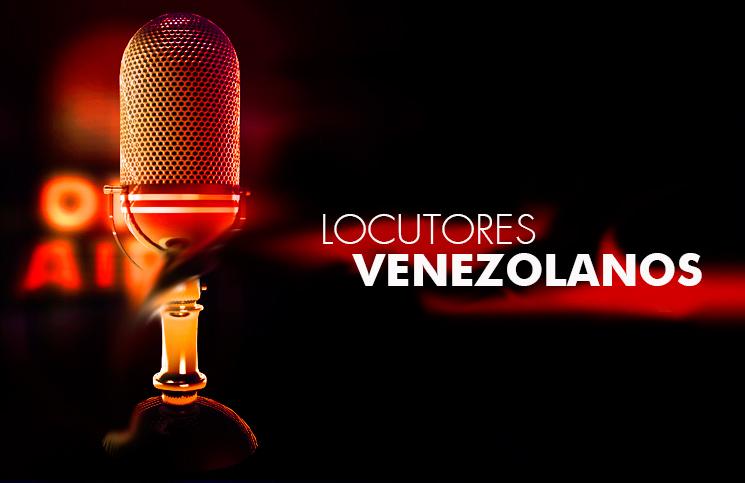 Locutores Venezolanos