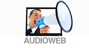 Audios para web