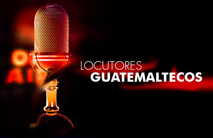 Locutores guatemala