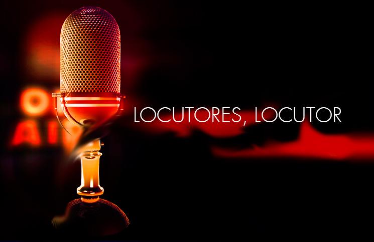 Locutores